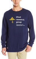 Lrg Men's Research Collection the Old Tree Long Sleeve T-Shirt