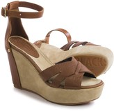 Blackstone FL55 Wedge Sandals - Leather (For Women)