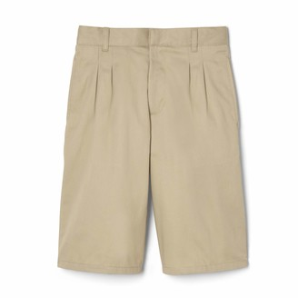 French Toast Boys' Big Pleated Short