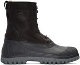 Diemme Black Anatra Boots