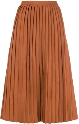 Sofie D'hoore Pleated Skirt