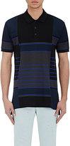 Givenchy Men's Mixed-Stripe Polo Shirt