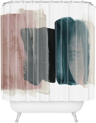 Deny Designs Min 1 Shower Curtain
