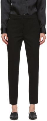 Max Mara Black Pegno Trousers