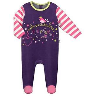 Camilla And Marc Baby Velour Pyjamas My Castle - 24 Months (92 cm Waist)