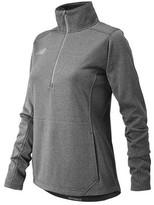 New Balance Women's TMWT705 Half Zip Tech Pullover