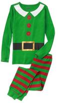 Crazy 8 Elf 2-Piece Pajama Set