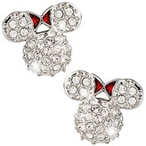 Disney Minnie Mouse Icon Earrings by Arribas - Domed