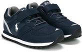 Ralph Lauren lace-up sneakers