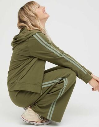 aerie OFFLINE Full Zip Track Jacket