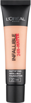 L'Oreal Infallible 24H-Matte Foundation - 20 Sand