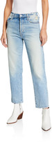 Mother The Huffy Flood Jeans