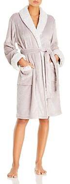 Natori Plush Short Robe