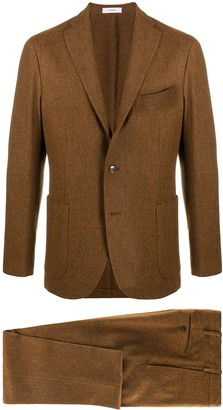 Boglioli Two-Piece Virgin Wool Suit