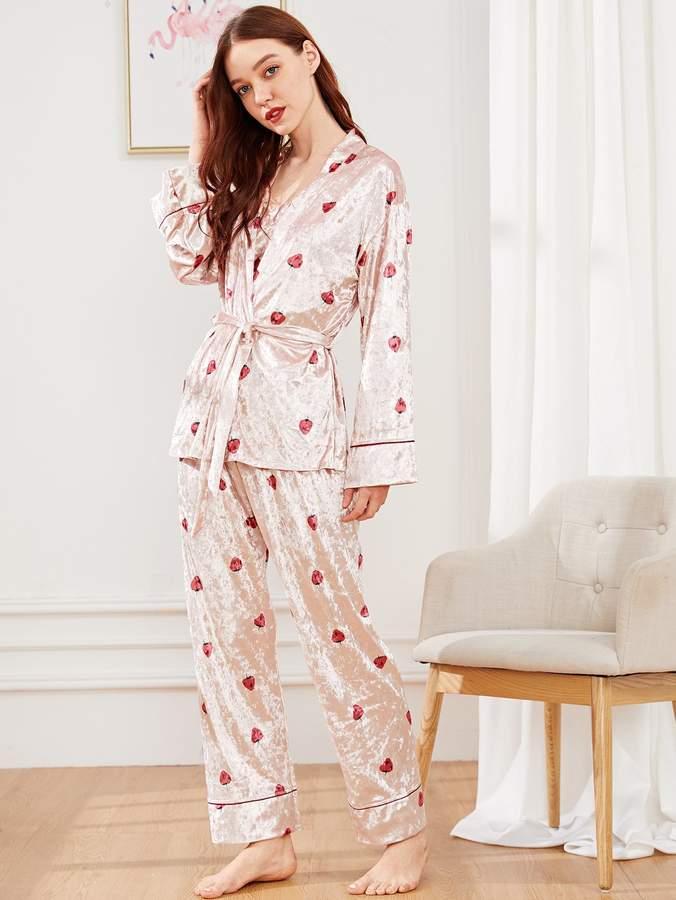 a0f5cab064 Strawberry Pajamas - ShopStyle
