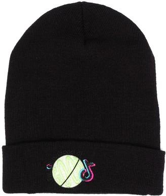 Ireneisgood Embroidered Beanie Hat