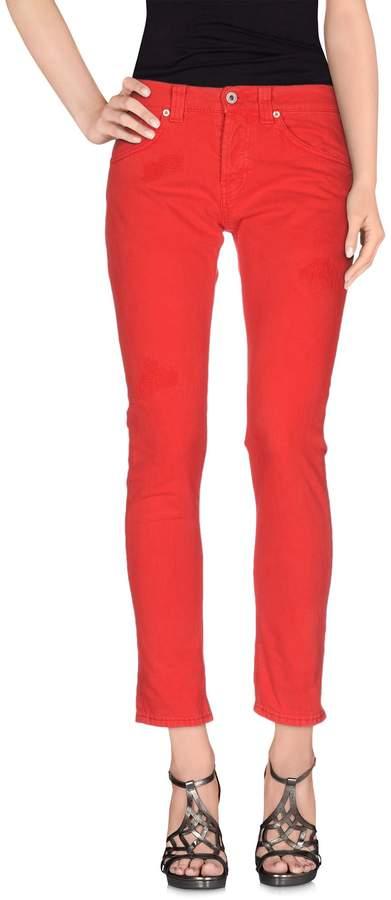 Dondup Denim pants - Item 42473490