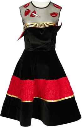 Manish Arora Multicolour Cotton Dress for Women