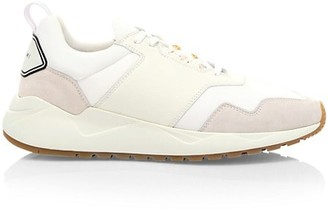 Buscemi Ventura Leather & Suede Sneakers