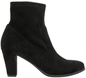 Basque Natasha Black Boot