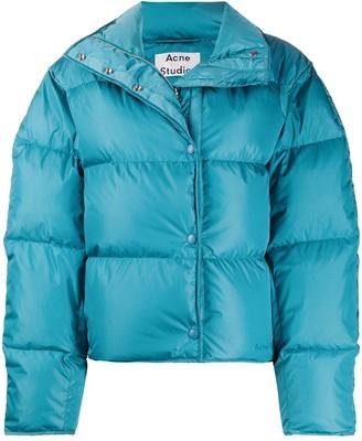 Acne Studios Short Puffer Jacket