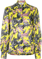 MSGM graphic printed shirt