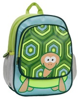 "Rockland 12.5"" Junior My First Backpack - Turtle"