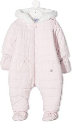 Absorba Hooded Zip-Up Snowsuit