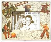 Dolce Mia Designs Dolce Mia Western Sew Vintage Picture Frame - 4x6