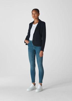 Slim Jersey jacket