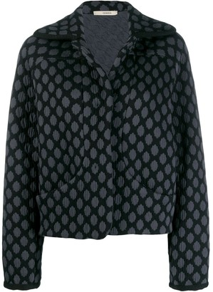 Odeeh All-Over Pattern Jacket