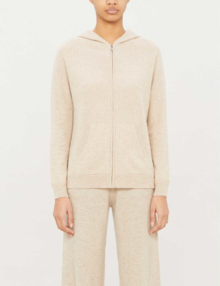Chinti and Parker 'The Hoodie' cashmere hoody