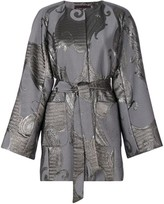 Talbot Runhof Nubia jacquard jacket