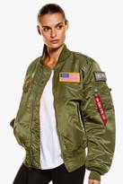 Alpha Industries MA-1 Flex Jacket
