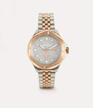 Vivienne Westwood Blackwall Rose/Silver