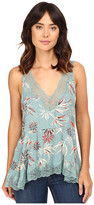 Free People Bellflower Printed Tunic