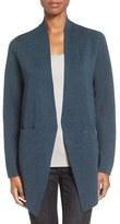 Eileen Fisher Interlock Merino Angle Front Jacket