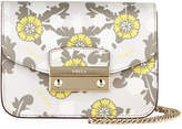 Furla Julia Mini Floral Crossbody Bag
