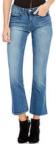 Jessica Simpson Cherish Cropped Flared Jeans