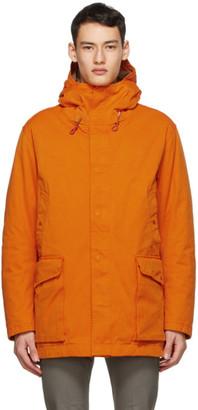 Ten C Orange Down Canon Coat