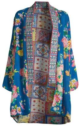 Johnny Was Angelik Reversible Kimono