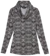 Haggar Womwl Neck Sweater