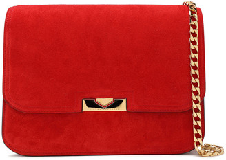 Victoria Beckham Suede Shoulder Bag