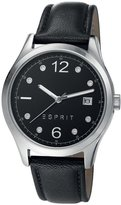 Esprit Tracy Women's 36mm Calfskin Mineral Glass Watch es106692007