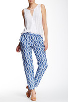 Velvet by Graham & Spencer Nuku Print Pant
