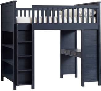 Pottery Barn Kids Charlie Loft Bed System
