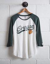 Tailgate Women's Oregon Baseball Shirt