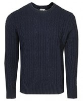 Edwin Oiler Cable Knit