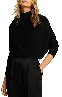 Reiss Tyler Mock Neck Sweater