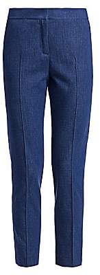 Akris Women's Marcie Stretch Denim Ankle Pants